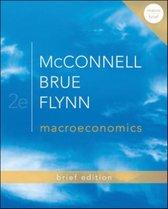 Boek cover Macroeconomics Brief Edition van Campbell Mcconnell