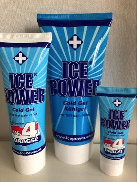 Ice Power - Cold Gel Tubes - 3 stuks