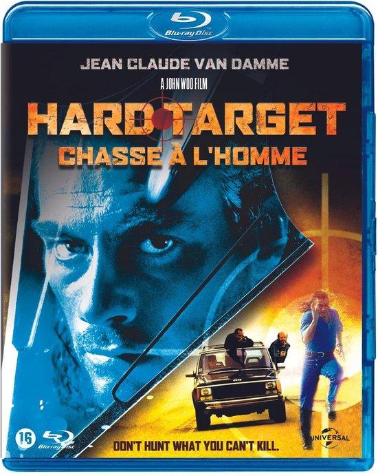 Cover van de film 'Hard Target'