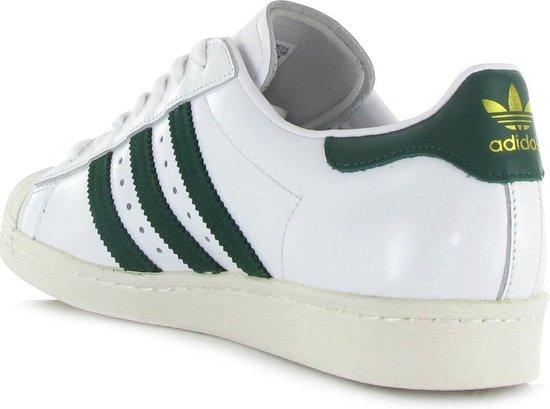 bol.com | Adidas superstar 80s wit