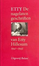 Etty : De nagelaten geschriften van Etty Hillesum 1941-1943