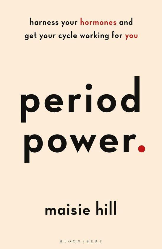 Boek cover Period Power van Maisie Hill (Onbekend)