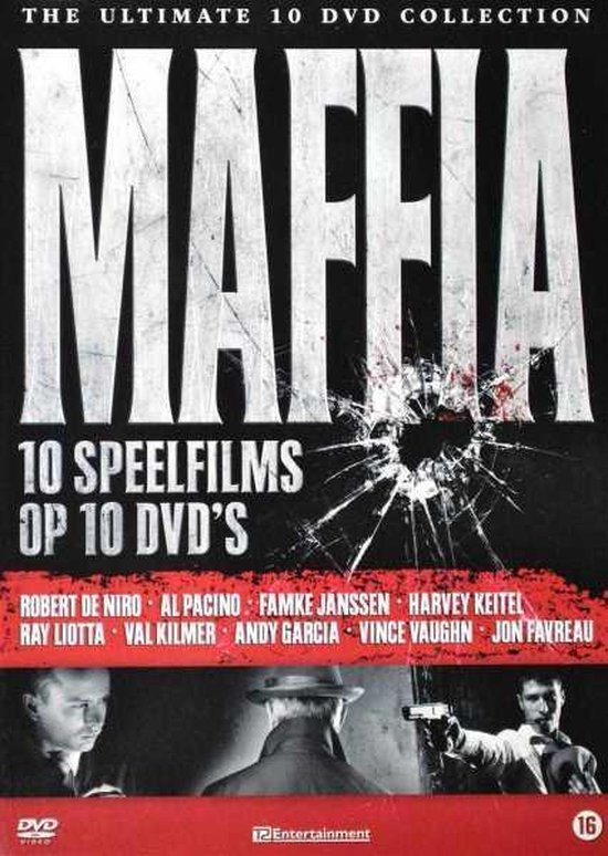 Cover van de film 'Maffia The Ultimate Collection'