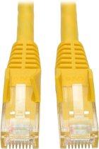 Tripp Lite N201-006-YW netwerkkabel 1,83 m Cat6 U/UTP (UTP) Geel