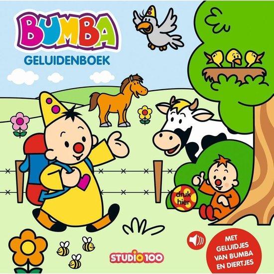 Bumba  -   Geluidenboek