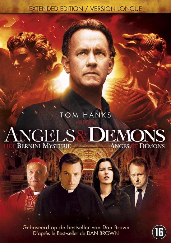 Cover van de film 'Angels & Demons'