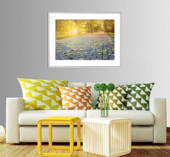 Homedecoration Almelo – Fotolijst – Fotomaat – 47 x 54 cm – Zilver mat