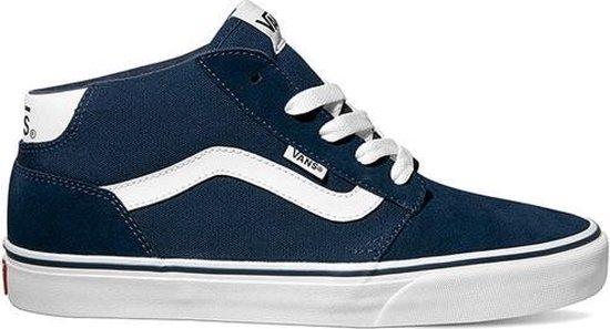bol.com   Vans Sneakers - MN Chapman Mid blauw heren
