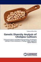 Genetic Diversity Analysis of Chickpea Cultivars