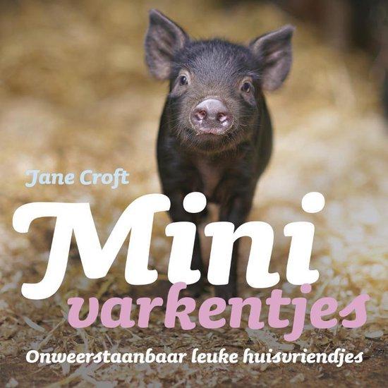 Minivarkentjes - Jane Croft |
