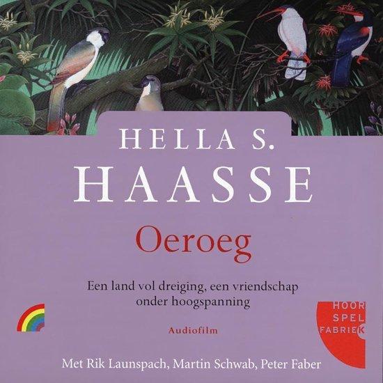 Boek cover Oeroeg van Hella S. Haasse (Onbekend)