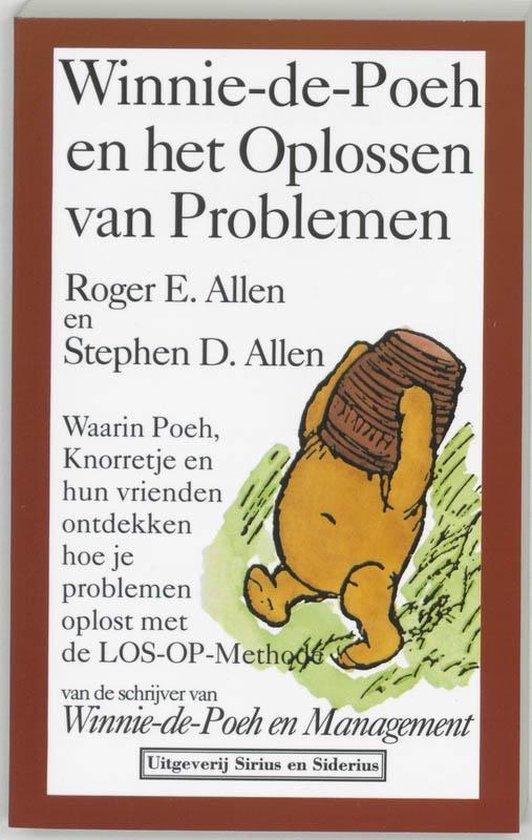 Winnie-de-Poeh en het oplossen van problemen - R.E. Allen |