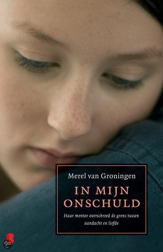 Boek cover In mijn onschuld / druk Heruitgave van Merel van Groningen (Paperback)
