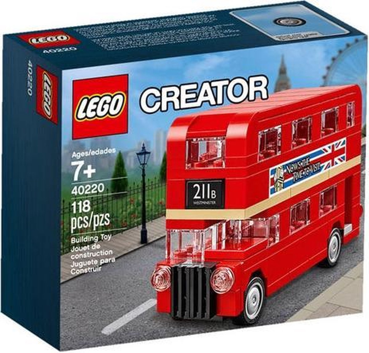 LEGO Creator London Bus - 40220
