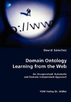 Domain Ontology Learning from the Web