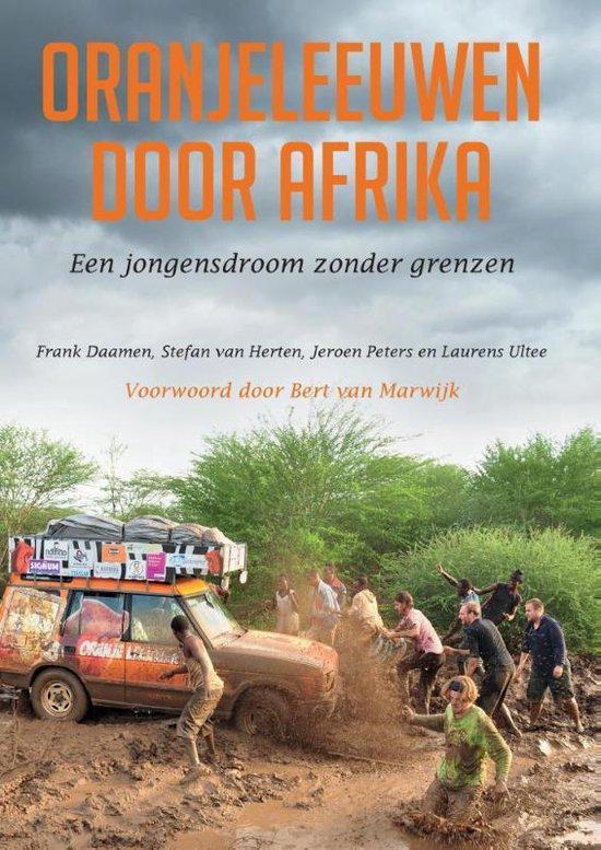 Oranjeleeuwen door Afrika - Frank Daamen | Fthsonline.com
