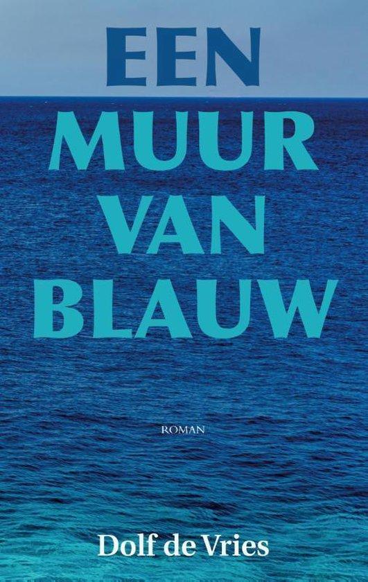 Een muur van blauw - Dolf de Vries |