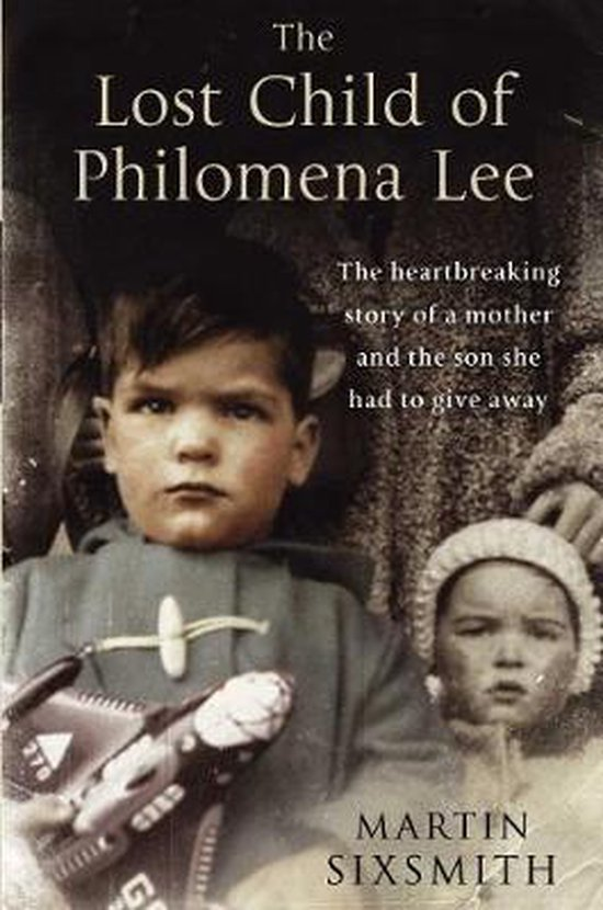 Omslag van The Lost Child of Philomena Lee