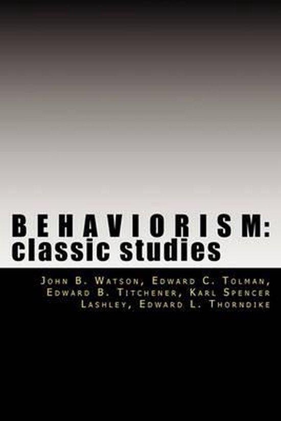 Boek cover Behaviorism van John B. Watson (Paperback)