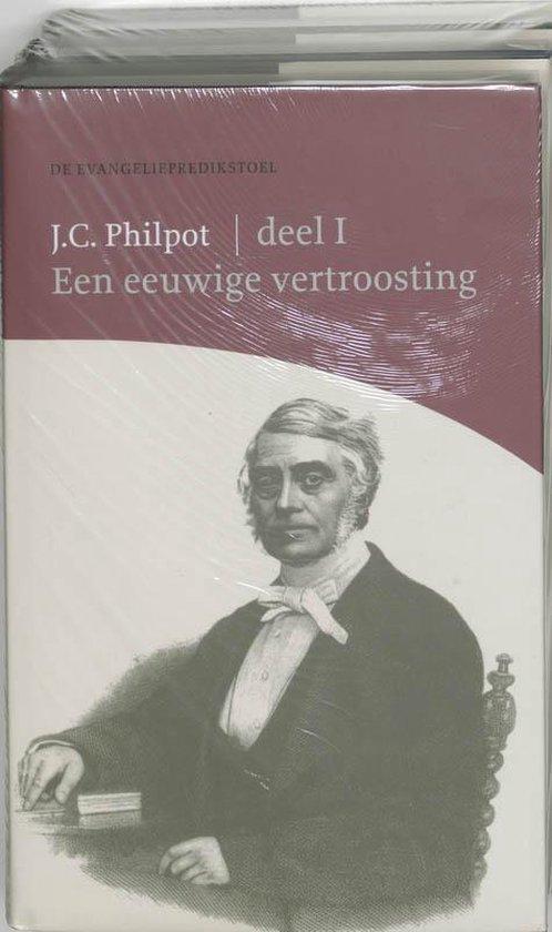 Boek cover De Evangeliepredikstoel 3 Delen van J.C. Philpot (Hardcover)