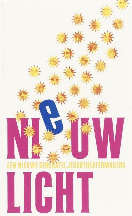 Cover van het boek 'Nieuw licht'