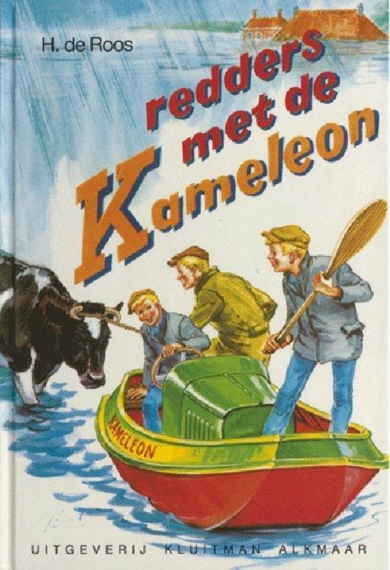 Kameleon 3 - Redders met de Kameleon - H De Roos |