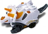 Vtech Switch and go Dino Turbo twister de Triceratops wit