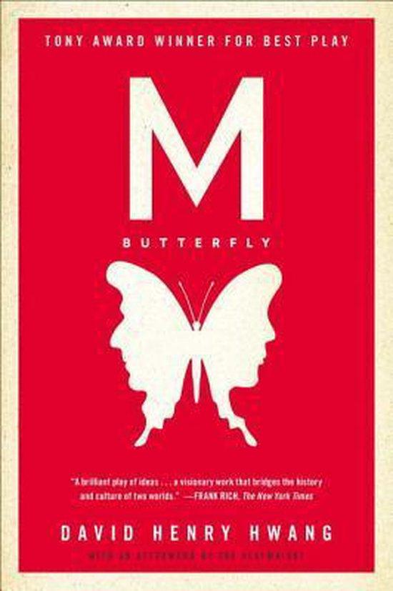Boek cover M. Butterfly van David Henry Hwang (Paperback)