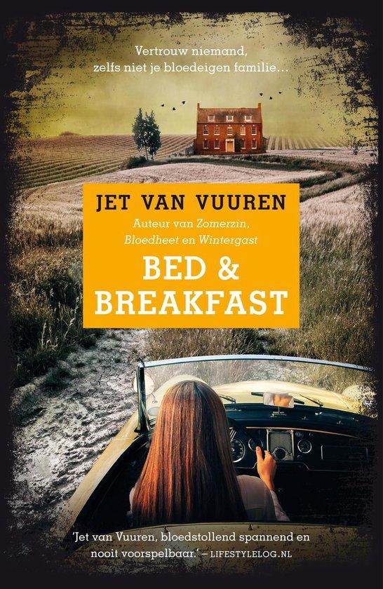 Bed & breakfast - Jet van Vuuren |