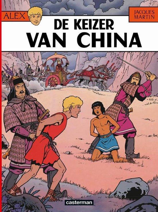 Alex 17. de keizer van china - Jacques Martin |