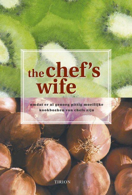 The chef's wife - Brigitte Bormans |