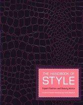 Boek cover Handbook of Style van Francine Maroukian