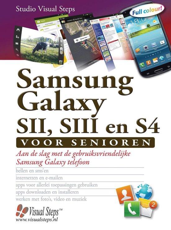 Samsung Galaxy SII, SIII en S4 voor senioren - none | Fthsonline.com