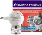 Feliway Friends - Startset Verdamper met Vulling - 48 ml