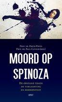 Boek cover Moord op Spinoza van David Pinto (Paperback)