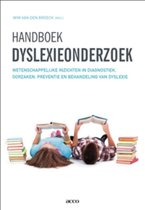 Handboek dyslexieonderzoek