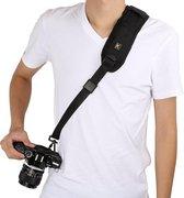 Quick Strap Camerariem DSLR - Luxe Draagriem Camera Strap
