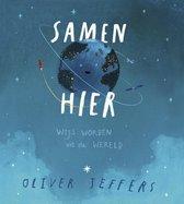 Boek cover Samen hier van Oliver Jeffers (Hardcover)