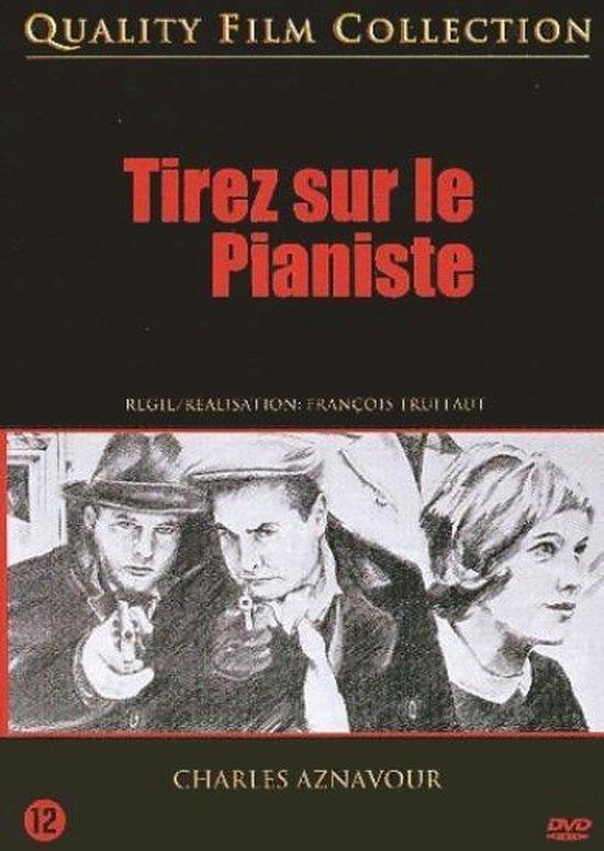 Cover van de film 'Tirez Sur Le Pianiste'