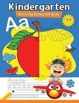 Kindergarten Activity Books for Kids