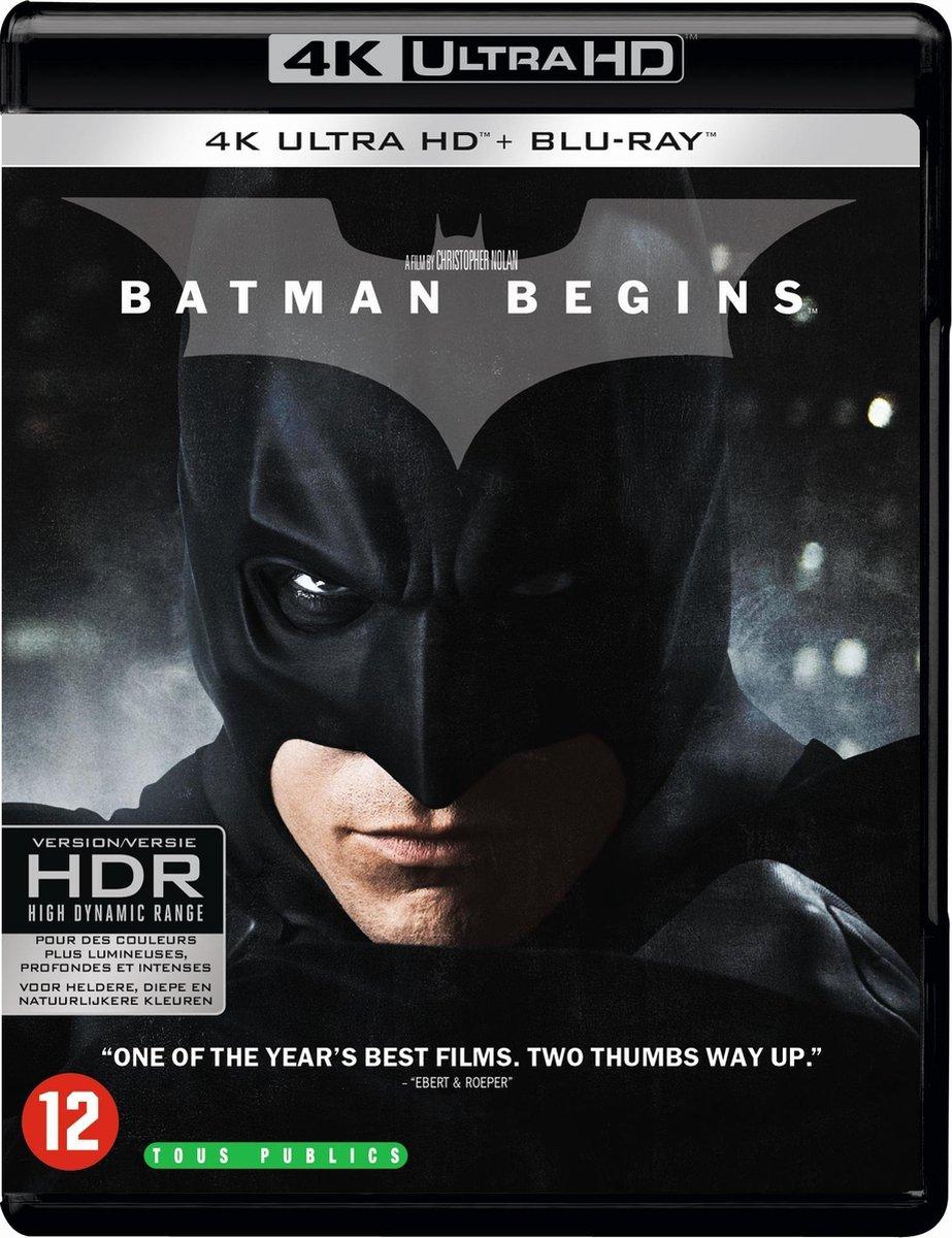 Batman Begins (4K Ultra HD Blu-ray)-