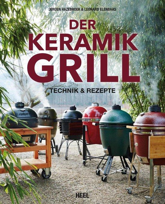 Boek cover Der Keramikgrill van Jeroen Hazebroek (Onbekend)