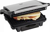Bestron ASW113S - Contactgrill - RVS