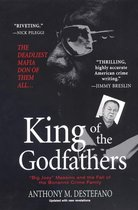 Boek cover King Of The Godfathers van Anthony M. Destefano