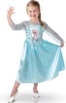 Disney Frozen Jurk - Sneeuwkoningin Elsa - Maat S