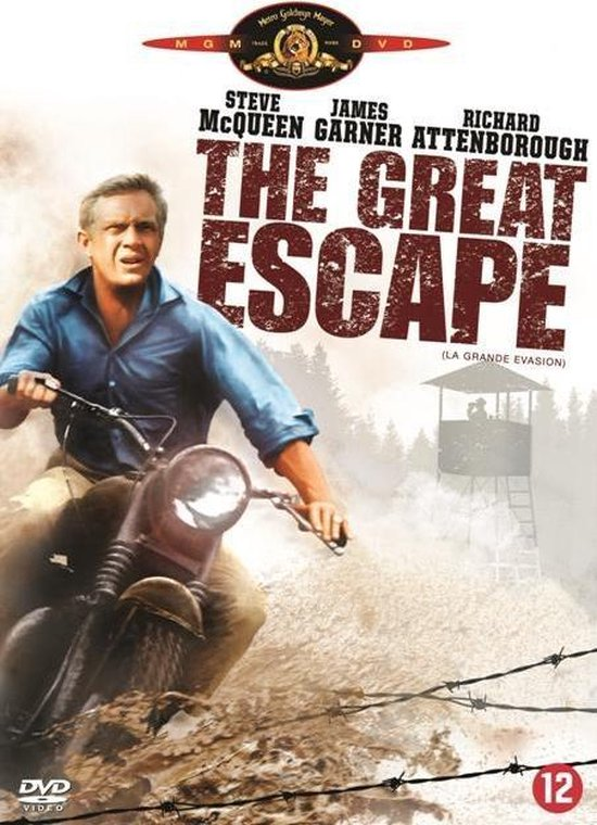 Cover van de film 'Great Escape'