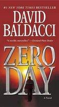 Boekomslag van 'Zero Day'