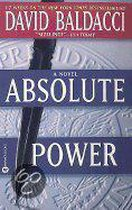 Boekomslag van 'Absolute Power'