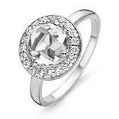 Orphelia Ring Bouquet  Zirconium Sterling Zilver 925
