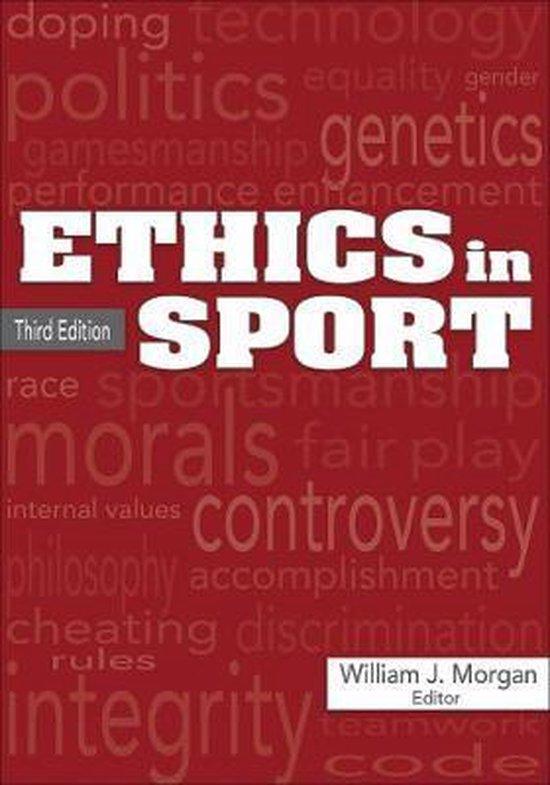 Afbeelding van Ethics in Sport